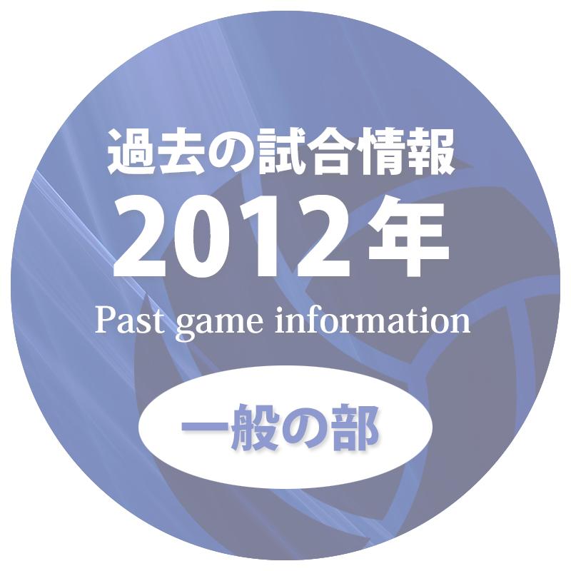 過去の試合情報2012年一般の部50
