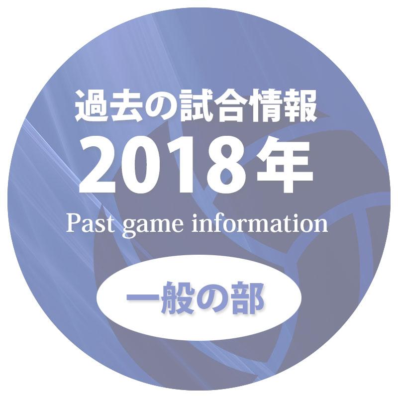 過去の試合情報2018年一般の部50